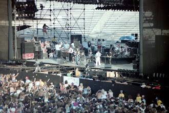 Photo: Blue Oyster Cult  7-2-82 Rose Bowl, Pasadena, CA
