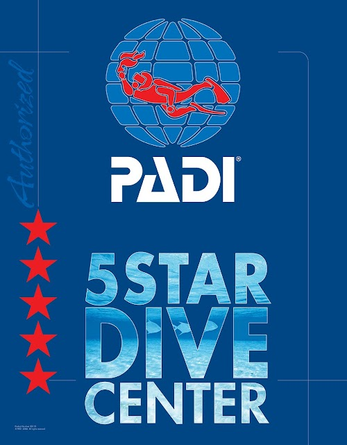 5 Star Dive Center Logo