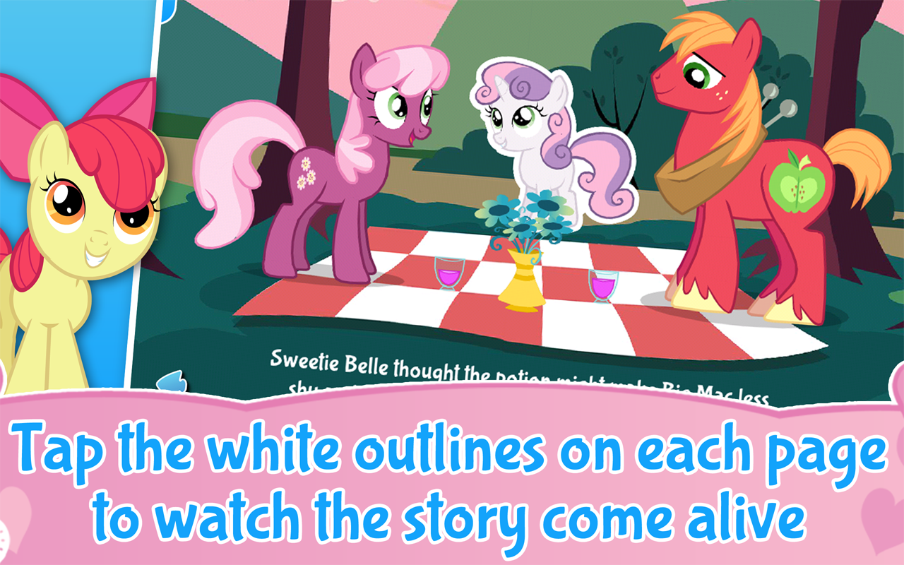 My Little Pony Hearts & Hooves- screenshot