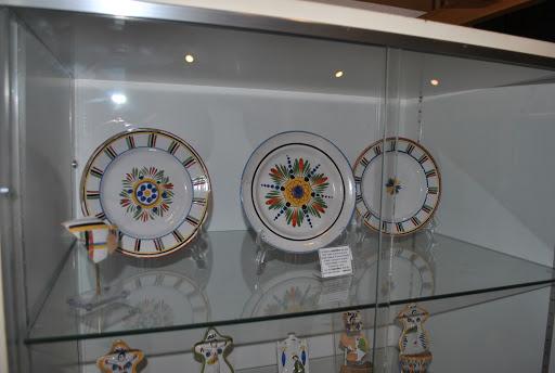 Collection faïence Musée de la Terre Rambervillers