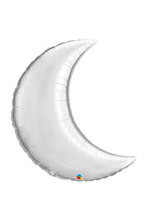 Folieballong, Måne