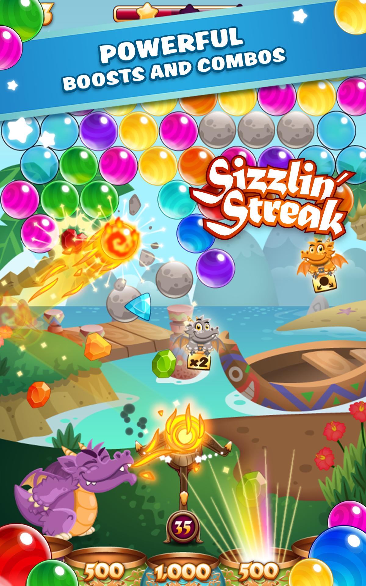 Bubble Blaze screenshot #13