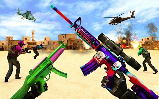Counter Terrorist Shooting Strike: Commando Games Apk 2