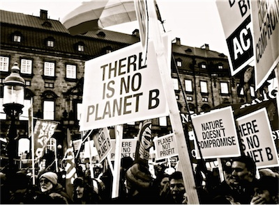 Trump's EPA: There Is No Planet B