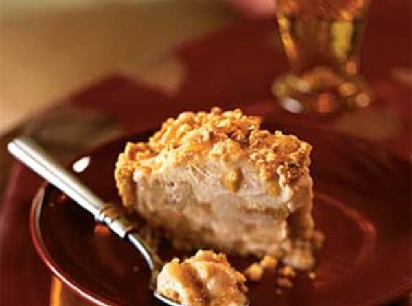 Apple & Ice Cream Pie Recipe