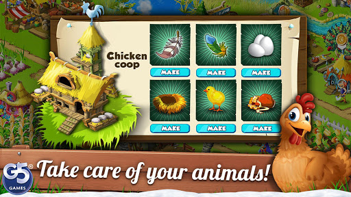 Farm Clan®: Farm Life Adventure 1.12.34 screenshots 14