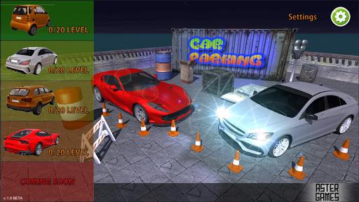 Code Triche Hard Car Parking mod apk screenshots 3