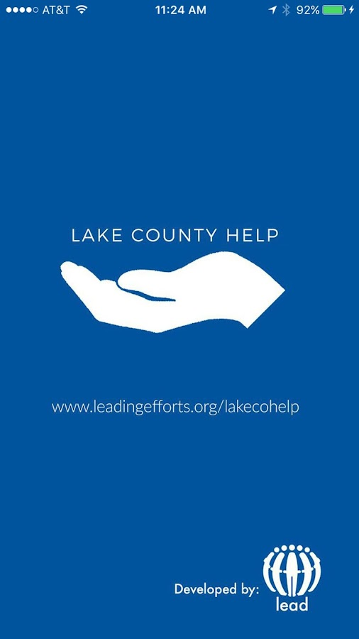 Lake County Help- screenshot