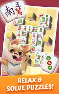 Mahjong City Tours: Free Mahjong MOD (Unlimited Money) 2