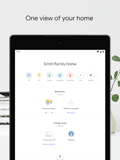Google Home 2.8.15.6 screenshots 5