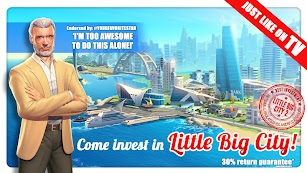 Little Big City 2 screenshot for Android