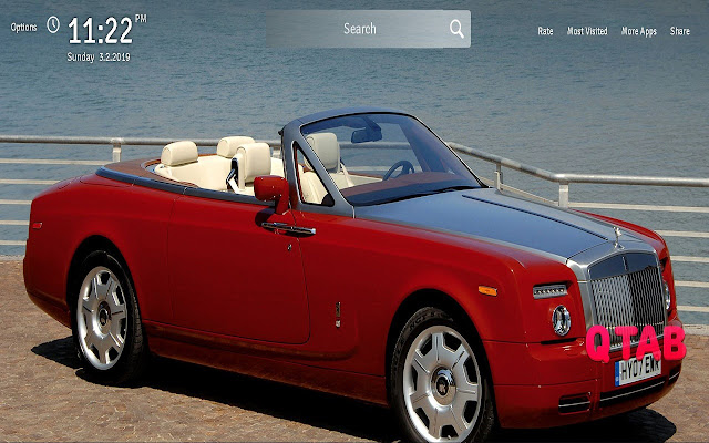 Rolls Royce Wallpapers New Tab