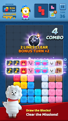 PUZZLE STAR BT21  screenshots EasyGameCheats.pro 2