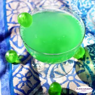 Green Cherry Punch.