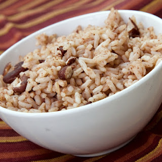 Rice and Peas.
