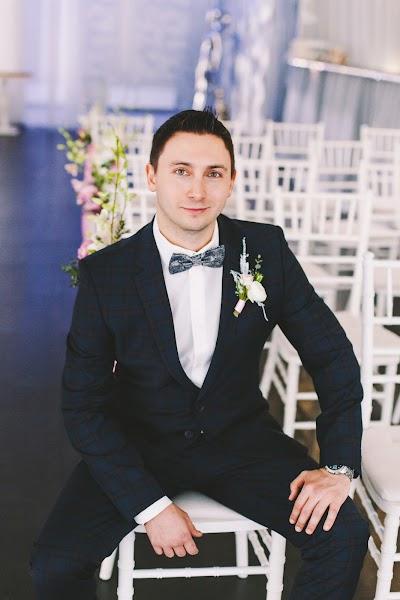 Fotografo di matrimoni Aleksandra Kukushkina (kukushkina). Foto del 05.04.2017