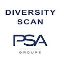 Diversity Scan PSA icon