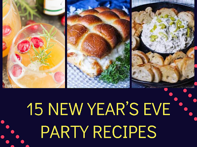 15 New Year's Eve Party Recipes