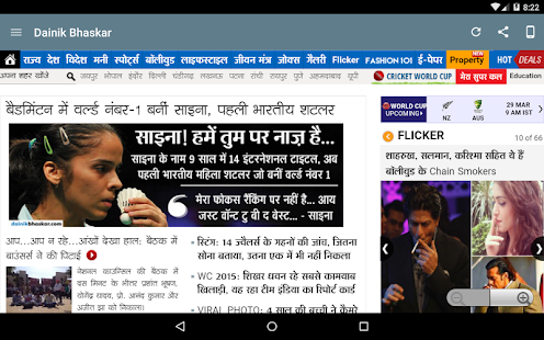 India Newspapers- screenshot thumbnail