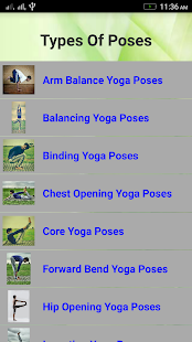 Yoga & Health screenshot