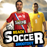 Beach Soccer Shootout Icon