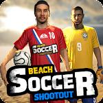 Beach Soccer Shootout Icon