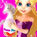 Princess Unicorn Surprise Eggs icon