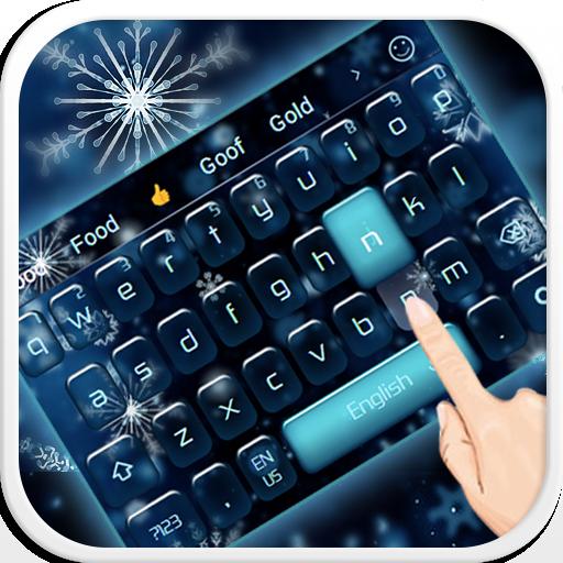 Sparkling Ice Keyboard