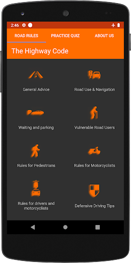 The Highway Code Zimbabwe 8.2.0.a screenshots 1
