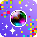 Glixel - Glitter and Pixel Effects Photo Editor icon