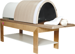 Infrared sauna for rent for the profession wellness