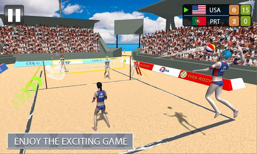 Volleyball Manager - Ultimate Volleyball Game 1.0 androidappsheaven.com 2