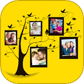 Tree Pic Collage Maker Grids - Tree Collage Photo