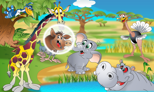 Animals Around the World Free- screenshot thumbnail