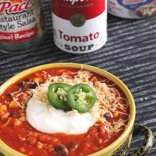 Campbell Tomato Soup Chili Recipes.