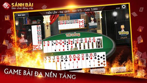 Su1ea2NH Bu00c0I - Game bai, danh bai 3.0.3 screenshots 4