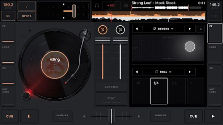 edjing Mix: DJ music mixer APK screenshot thumbnail 4