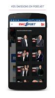 Screenshot of RMC Sport