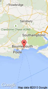, Bournemouth, Dorset BH1, United Kingdom