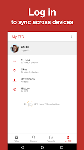 TED App Latest Version Download For Android and iPhone 4
