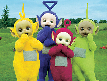 Teletubbies - poster
