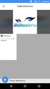 Radio Bellissima- screenshot thumbnail