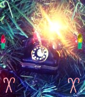 Photo: Ornament Phone
