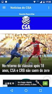 Download Notícias do CSA For PC Windows and Mac apk screenshot 6