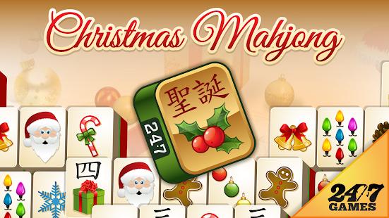 holiday mahjong