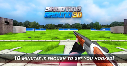 Shooting Ground 3D: God of Shooting 1.17.3 de.gamequotes.net 3