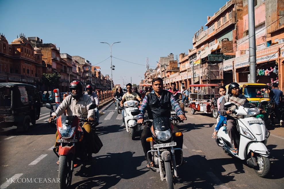 Розовый город, Джайпур