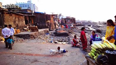 Photo: 2015 - Promenade South end Slum Poliferation