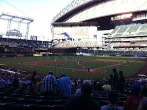 Photo: Safeco Field to see the Mariners