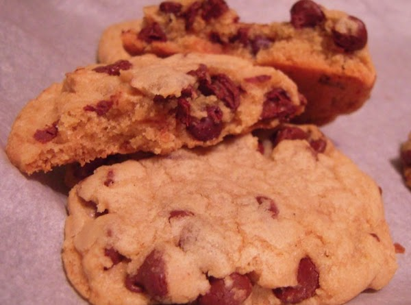 Perfectly Big, Thick & Chewy Chocolate Chip Cookies Recipe